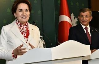 Akşener, Erdoğan'ın yaptığı üç teklifi açıkladı