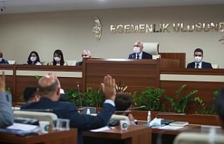 Başkan Selvitopu'ndan mecliste 'Uzundere'...