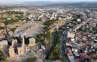 Bergama'da tarih yeniden canlanıyor: Selinos...