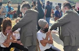 Doktor Başkandan öğrencilere Covid-19 aşısı
