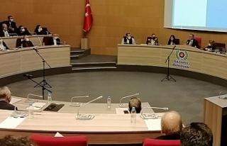 Gaziemir'de 2022 performans ve bütçesine meclisten...