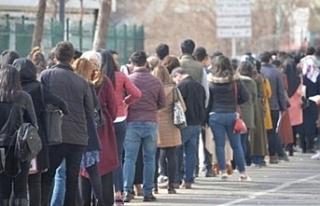 İşsizlik rakamları açıklandı! İşsizlik sabit...