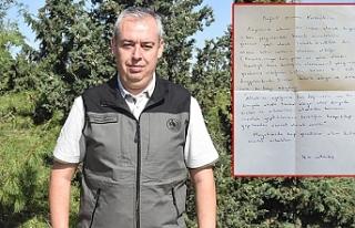 İzmir'de alev savaşçılarını duygulandıran...