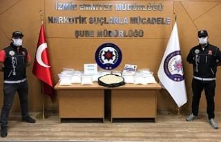 İzmir'de dev zehir operasyonu: Piyasa değeri...