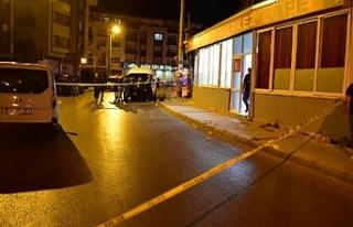 İzmir'de gece yarısı kafeye pompalı tüfekli...
