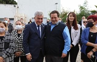 İzmir'in en güzel abisi Sancar Maruflu'ya...