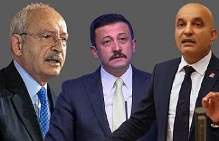 İzmirli vekiller Twitter'da kapıştı
