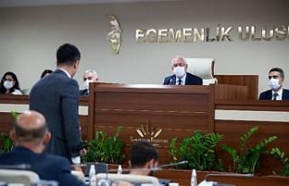 Karabağlar Meclisi'nde 'KARBEL' polemiği:...
