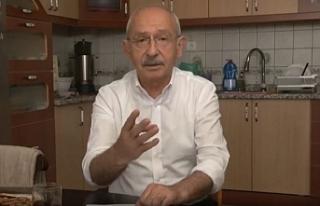 Kılıçdaroğlu: Önümüz kara kış, zam fırtınası...