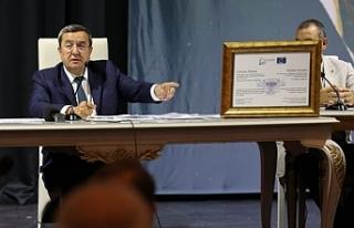 Konak Avrupa Diploması'nı kaptı, Başka Batur...