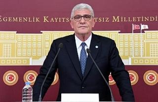 Müsavat Dervişoğlu'ndan Erdoğan'a tepki