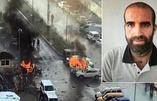 O terörist İzmir'e TNT'yi nasıl getirdiğini...