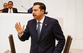 Soyer'in 'Elektrik Fabrikası' mesajına AK...
