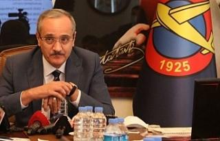 THK'nın başındaki AK Partili kayyum istifa dilekçesini...