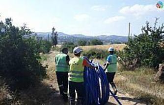 MASKİ'den il genelinde içme suyu hattı ve dere temizliği çalışması