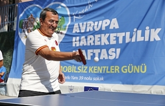 Başkan Batur: Hedefimiz sürdürülebilir bir kent