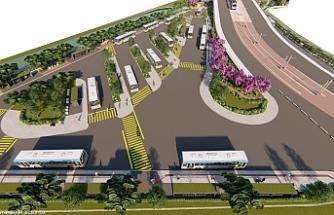 Büyükşehir'den Halkapınar'ın çehresini değiştirecek proje