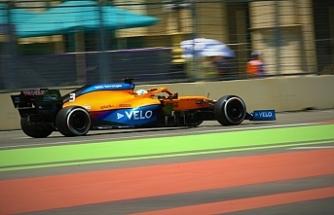 F1 İtalya Grand Prix'sinde zafer Ricciardo'nun