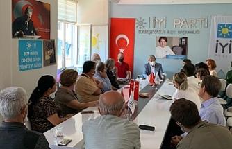 İYİ Partili Çıray'dan iktidara sığınmacı tepkisi