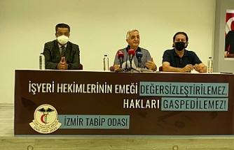 İzmir Tabip Odası çarpıcı anketin sonuçlarını paylaştı: İş yeri hekimliği taşeronlaştırıldı
