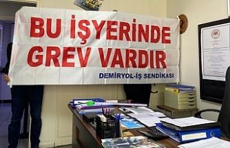 İzmir'de büyük grev öncesi son görüşme