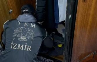 İzmir'de operasyon: HDP ilçe başkanlarına gözaltı!