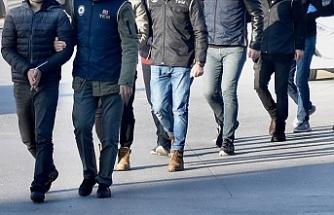İzmir merkezli 5 ilde FETÖ operasyonu! 39 gözaltı kararı