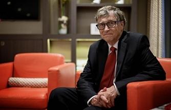 Milyarder iş insanı Bill Gates'ten Efes'e 2'nci ziyaret