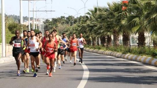 Şanlıurfa'da Göbeklitepe Kurtuluş Maratonu yapıldı