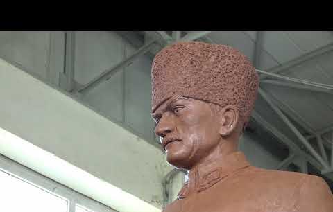 Yeni Atatürk Heykeli Bornova'ya Çok yakışacak